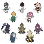 Pikuriru Fate EXTELLA LINK Trading Strap BOX Of 10 Hobby Stock