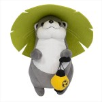 Final Fantasy XIV Plush Odder Otter Square Enix
