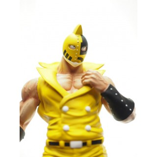 Kinnikuman Muscular Collection NO.EX Kinnikuman Soldier Original Color Military Uniform 2.0 Ver. Yellow CCP