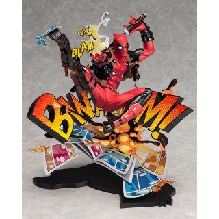 Deadpool Breaking the Fourth Wall Good Smile Company