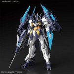 MG 1/100 Gundam AGEII Magnum Model kit Divers BANDAI SPIRITS