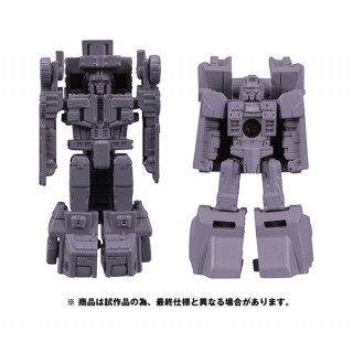 Transformers SIEGE SG-21 Red Heat And Stake Out Takara Tomy