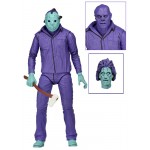 Jason Action Figure Classic 1989 Video Game Appearance with Game Music Package Neca