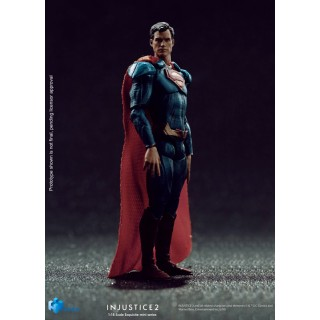 HIYA jouets Injustice 2 Superman 1//18 Scale Action Figure