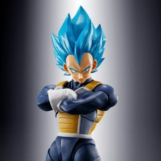 S.H. figuarts Super Saiyan God Super Saiyan Vegeta Dragon Ball Super Bandai Limited