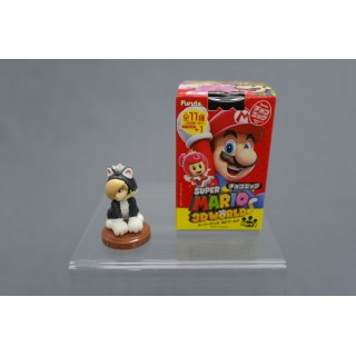 (T1EV) Super Mario 3D world Furuta Egg Peach Cat Black - RARE