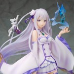 Re:ZERO Starting Life in Another World Emilia Alpha Omega