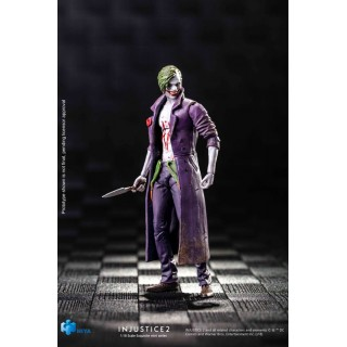 Injustice 2 Joker 1/18 Hiya Toys