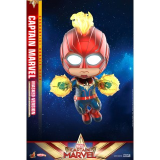CosBaby Captain Marvel Size S Wearing a Mask Ver. Hot Toys