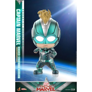 CosBaby Captain Marvel Size S Masked Starforce Ver. Hot Toys