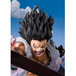 Figuarts ZERO ONE PIECE Monkey D. Luffy Gear 4 Snakeman Ouda BANDAI SPIRITS