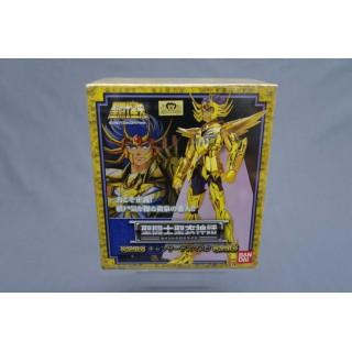 (T7E3) SAINT SEIYA MYTH CLOTH CANCER DEATHMASK GOLD SANCTUARY BANDAI