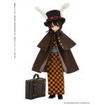 EX Cute Family Alice's Tea Party Hatter Taisho Roman Aoto 1/6  Azone