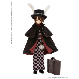 EX Cute Family Alice's Tea Party Watch Rabbit Taisho Roman Yuta 1/6 Azone