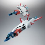 Robot Damashii side MS Gundam FF-X7-Bst Core Booster Two Set Sleggar 005 & Sayla 006 ver. A.N.I.M.E. Bandai limited