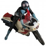 Real Action Heroes No.782 RAH Kamen Rider 1 (Old) & Cyclone Ultimate Ver. Set Medicom Toy