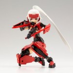 Frame Arms Girl & Weapon Set (Jinrai Ver.) Plastic Model Kotobukiya
