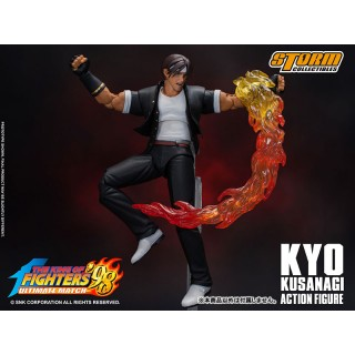 The King of Fighters '98 Ultimate Match Kyo Kusanagi Storm Collectibles