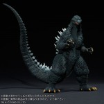 Yuji Sakai Sculpture Collection Godzilla Against Mechagodzilla Godzilla (2002) Arashi no Naka no Koubou PLEX