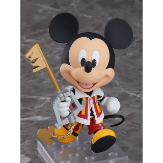 Nendoroid Kingdom Hearts II King Mickey Good Smile Company