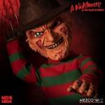 Nightmare on Elm Street: Freddy Krueger 15 Inch Mega Figure with Sound Mezco