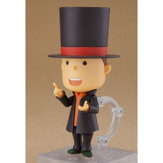 Nendoroid Professor Layton Mystery Detective Agency Kat's Mystery Solving Files Good Smile Company