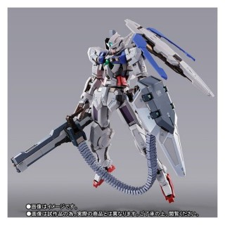 METAL BUILD Gundam Astraea & Proto GN High Mega Launcher Bandai Limited