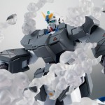 Robot Damashii Gundam (side MS) 0080 RX-78NT-1FA Gundam NT-1 ver. A.N.I.M.E. -Full Armor Equipment Bandai Limited