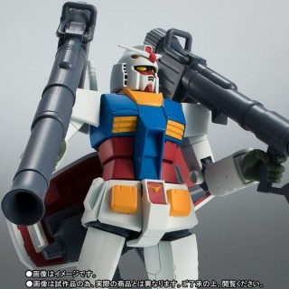 Robot Damashii (Side MS) RX-78-2 Gundam ver. A.N.I.M.E. (Final Battle Specifications) Bandai limited