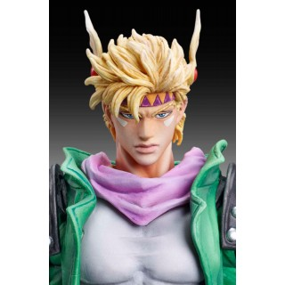 Super Action Statue JoJo's Bizarre Adventure Part.II Caesar Antonio Zeppelie Medicos Entertainment