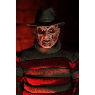 Nightmare on Elm Street The Real Nightmare Freddy Krueger 8 Inch Action Doll Neca