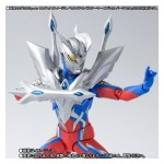 S.H. Figuarts Ultraman X Ultimate Aegis Ultraman Zero Armor Option Parts Set Bandai Limited