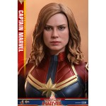 Movie Masterpiece Captain Marvel 1/6 Hot Toys