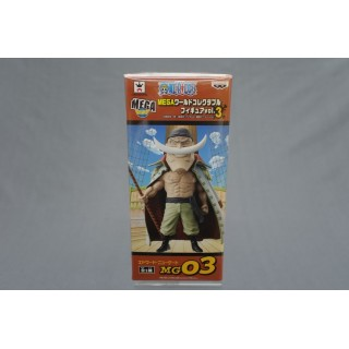 (T4E5) One Piece Mega WCF Edward Newgate WhiteBeard MG03
