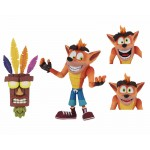 Crash Bandicoot Crash Bandicoot 5.5 Inch Ultra Deluxe Neca