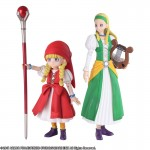 Dragon Quest XI Echoes of an Elusive Age Bring Arts Veronica And Senya Figures Square Enix
