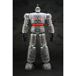 Super Metal Action The New Adventures of Gigantor Skeleton Armor Ver. Miyazawa Models Limited Edition EVOLUTION TOY