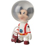 Ultra Detail Figure No.488 UDF Disney Series 8 ASTRONAUT MICKEY MOUSE VINTAGE TOY Ver. Medicom Toy