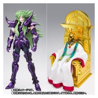 Saint Seiya Myth Cloth EX Aries Shion Surplice And Pope Set Bandai Limited