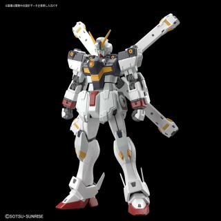 RG 1/144 Crossbone Gundam X1 Model Kit Crossbone Gundam BANDAI SPIRITS