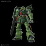 RE/100 1/100 Zaku II Kai Plastic Model Kit BANDAI SPIRITS