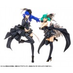 PLAMAX MF-34 minimum factory Movie Macross Frontier The Wings of Goodbye Set noires 1/20 Max Factory