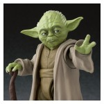 S.H. Figuarts Yoda STAR WARS Revenge of the Sith Bandai Limited