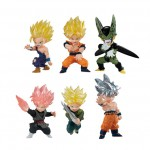 DRAGONBALL ADVERGE MOTION Set  Bandai