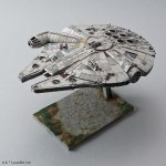 Star Wars Plastic Model Kit 1/144 MILLENNIUM FALCON Bandai
