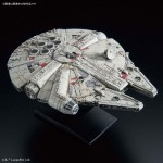 Star wars Vehicle model 015 Millenium Falcon (The Empire Strike Back) Model kit Bandai
