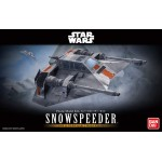 Star wars Snowspeeder 1/48 & 1/144 Model kits Set Bandai