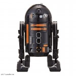 Star wars R2-Q5 1/12 Model kit Bandai