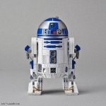 Star wars R2-D2 (Rocket Booster Ver.) 1/12 Model kit Bandai