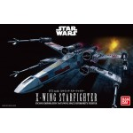 Star wars X-Wing Starfighter 1/72 Model kit Bandai
